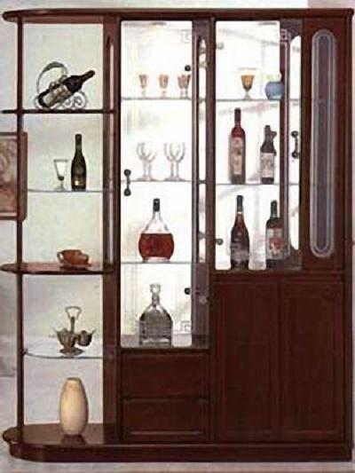 Tủ trưng bày nhôm kính 2