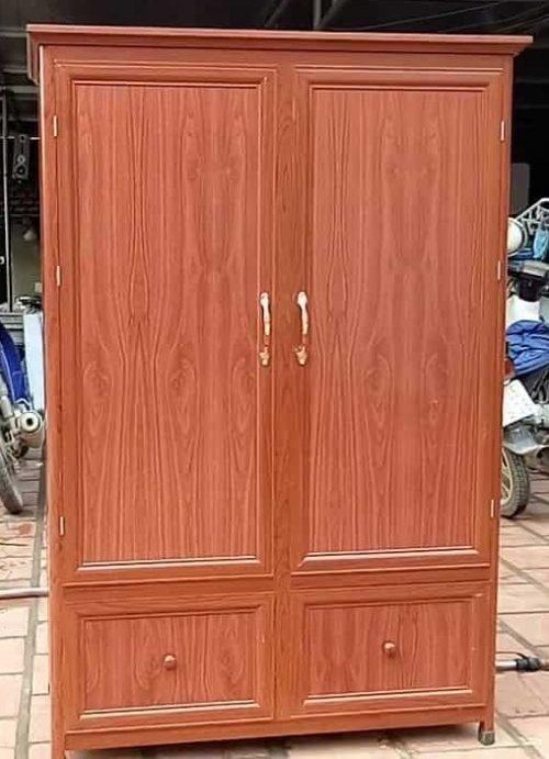 Một số mẫu mã tủ quần áo nhôm kính 1