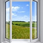 Cửa sổ mở quay – Dòng sản phẩm ưa chuộng