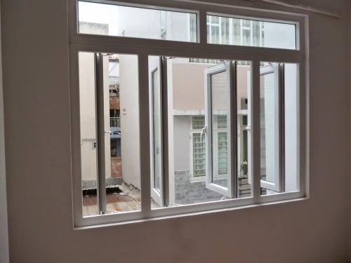 Cửa sổ mở quay 4 cánh - Cửa kính giá rẻ 1