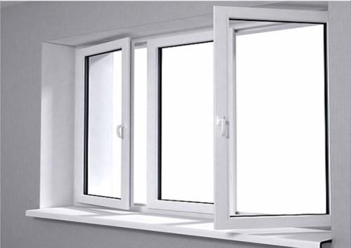 Mẫu cửa sổ nhôm kính Xingfa 2