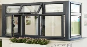 Cửa sổ mở hất nhôm xingfa – Cửa nhôm kính cao cấp