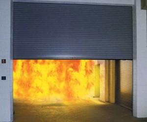 Cửa cuốn chống cháy độ an toàn cao