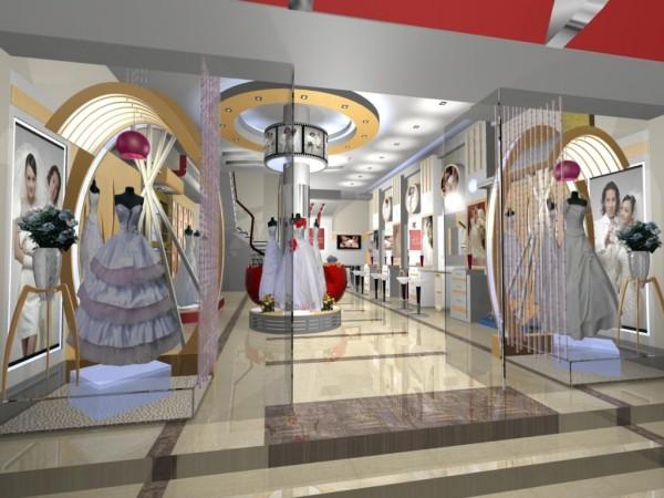 4. Mẫu cửa kính cường lực cho cửa hàng – trung tâm thương mại 2