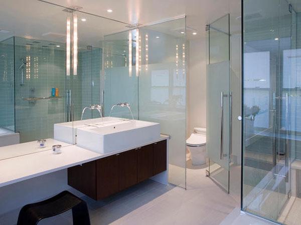 Vách kính nhà tắm: thông tin, báo giá và lưu ý sử dụng 1