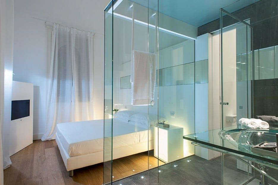 Vách kính tắm cao cấp