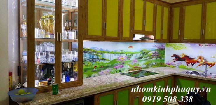 Hình ảnh công trình tủ bếp 2