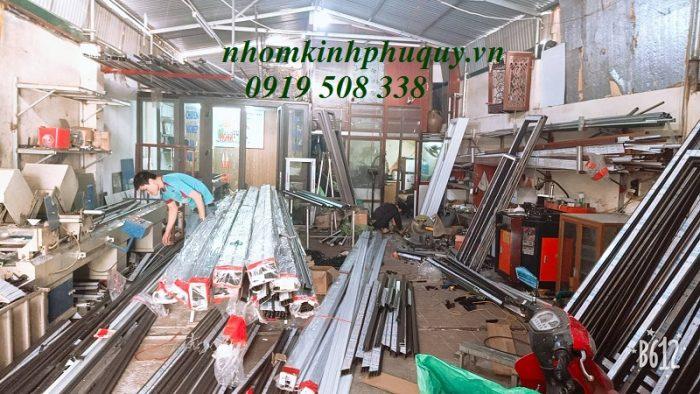 Báo giá cửa nhôm kính giá rẻ tại Thanh Xuân Hà Nội 1