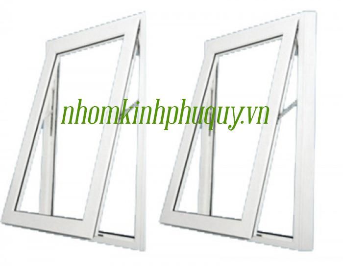 Cửa nhôm Việt Pháp 1 cánh( áp dụng cho cửa đi hoặc cửa sổ). 2