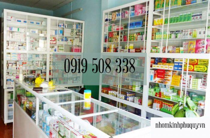 Tủ thuốc y tế nhôm kính là gì? 1