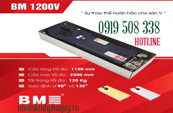 Bản lề sàn BM 1200V 1