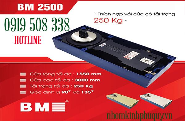 Bản lề sàn BM 2500 1
