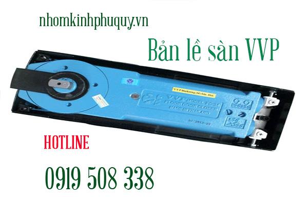 1. Bản lề âm sàn VVP 1