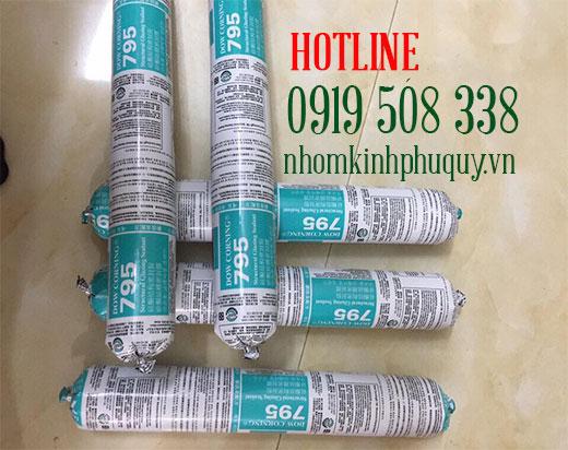 Ứng dụng Keo Silicone Dowsil® 795 1