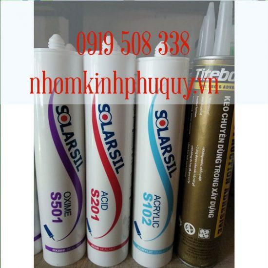 Thông số kỹ thuật KeoSolarsil S102 1