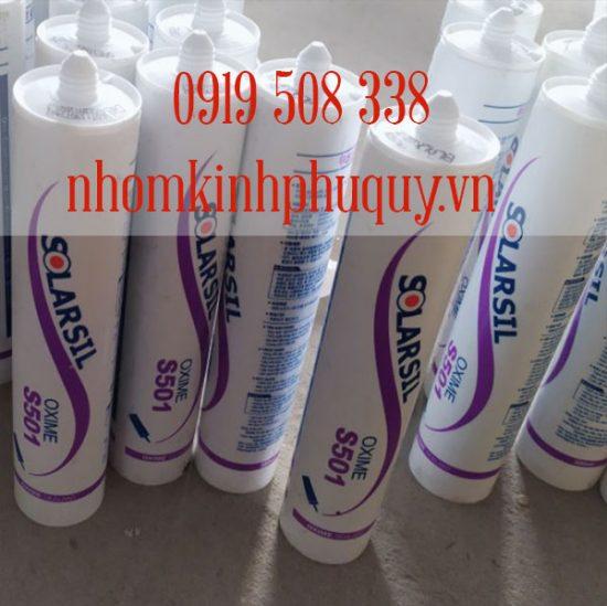 Keo Silicone Solarsil S501 giá bao nhiêu? 1