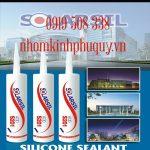 Keo Silicone Solarsil S201
