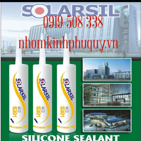 KeoSilicone Solarsil S201: 1