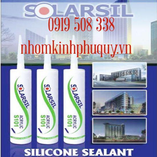 MuaKeo Silicone Solarsil S101 ở đâu? 1