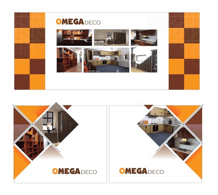 Catalogue nhôm nội thất Omega 1