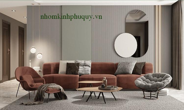 Tại sao nên lựa chọn gương trang trí phòng khách? 1