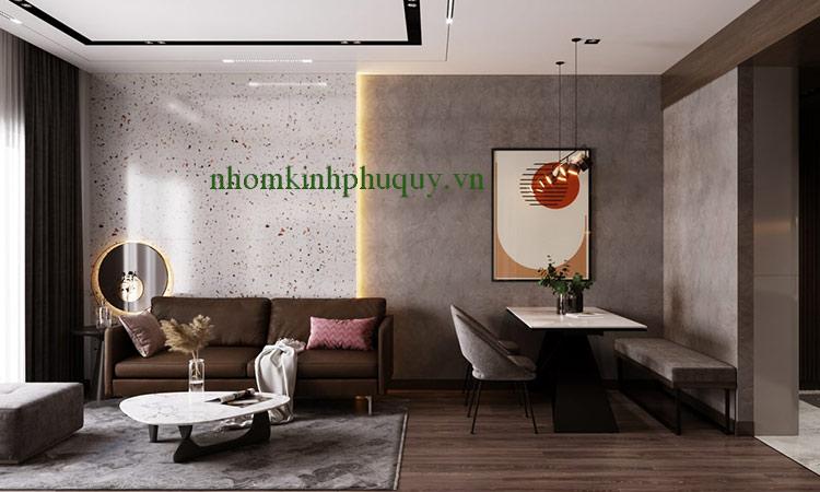 Gương treo tường phong cách hiện đại 1