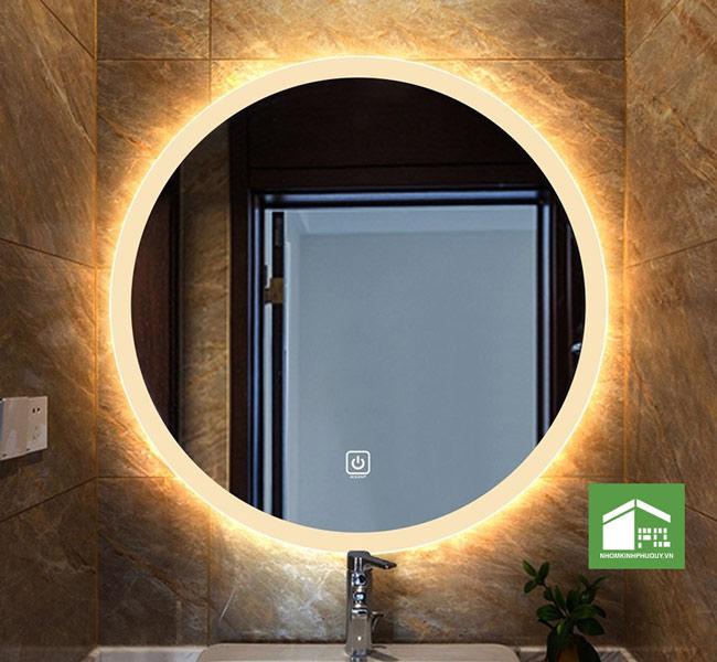Tính năng nổi bật của gương đèn LED cảm ứng 1