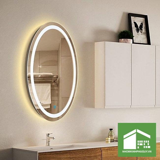 Gương đèn LED cảm ứng là gì? 1