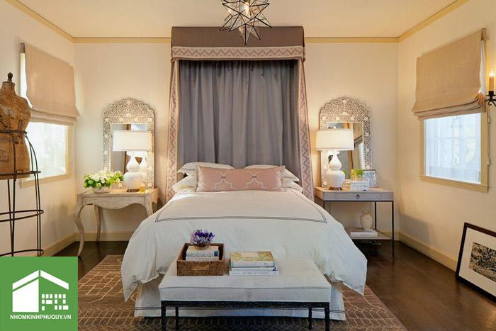 Lưu ý lắp đặt vị trí gương trong phòng ngủ, phòng khách 1
