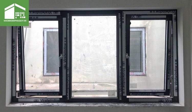 Địa chỉ lắp đặt cửa sổ mở quay Nhôm Viralwindow chính hãng! 2