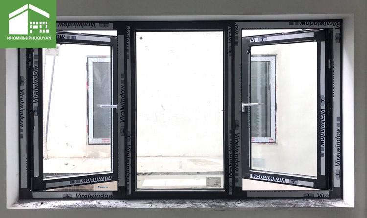 Địa chỉ lắp đặt cửa sổ mở quay Nhôm Viralwindow chính hãng! 1