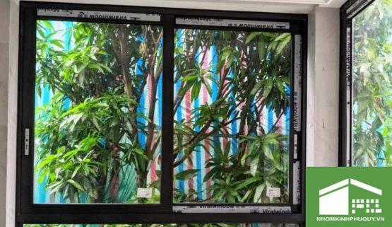 Cửa sổ mở trượt 2 ray tối ưu không gian – VRA64, VRE94