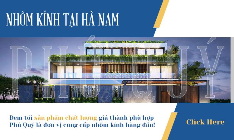 Báo giá thi công cửa nhôm kính tại Hà Nam chất lượng giá rẻ 1